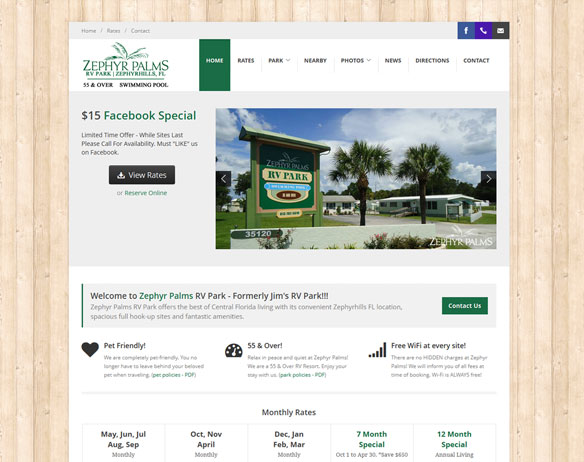 Citrus County FL Web Design