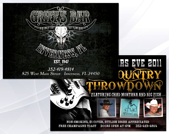 Citrus County FL Graphic Design